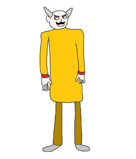 Dr. Evil Spaceman from The Jetsons