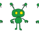 Three Little Evil Aliens
