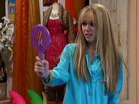 Miley is only Hannah