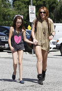 Miley cyrus noah cyrus sister