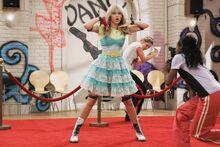 Hannah Montana puppet