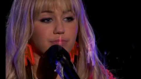 Hannah Montana - Just a girl Music Video