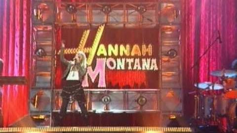 Miley Cyrus as Hannah Montana - Who Said