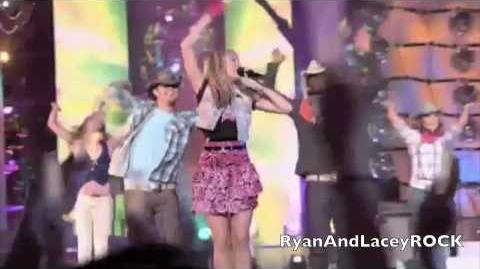 Hannah Montana - Ice Cream Freeze - iTunes Music Video (HD)