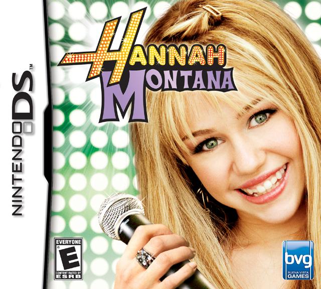 GOTY Hannah Montana