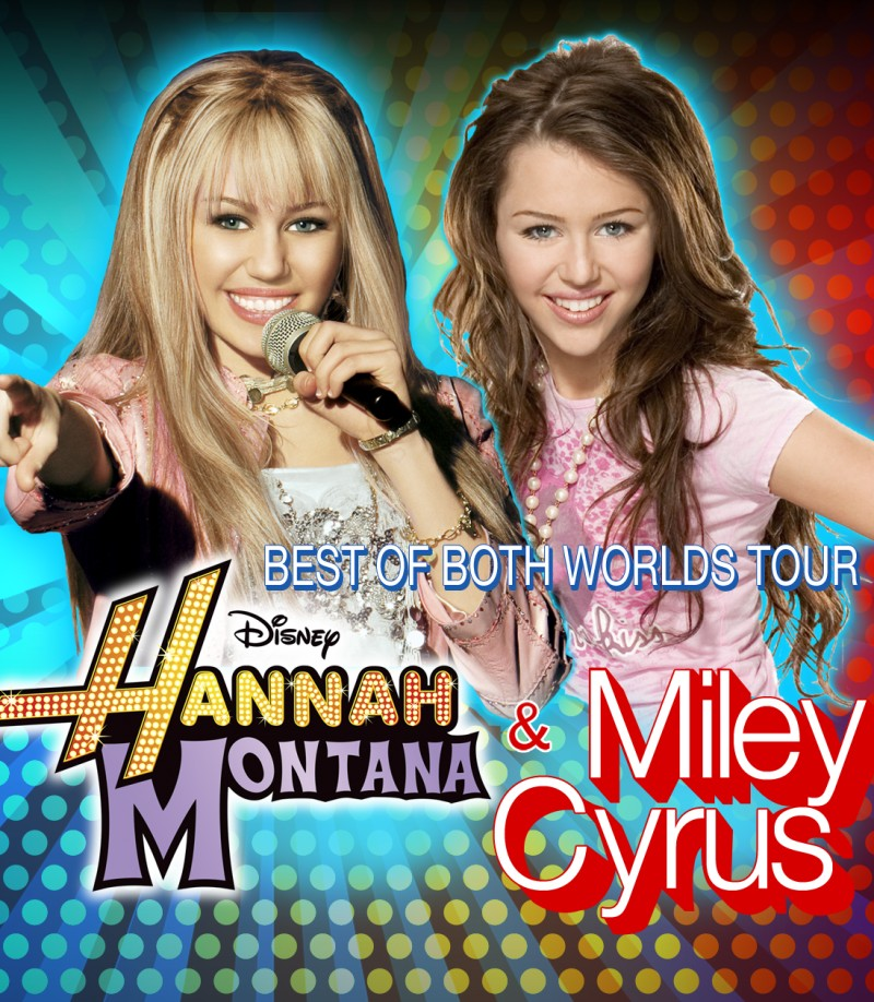 Hannah Montana Best Of Both Worlds Tour Movie
