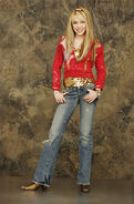 Hannah Montana Season 1 Photoshoot