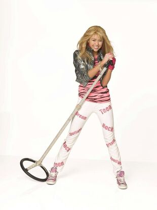 Hannah Montana Pink Outfit