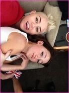 Noah-Cyrus-Miley-Cyrus-Bridesmaid