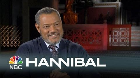 Hannibal - Laurence Fishburne Jack's Suffered (Interview)