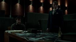 1x07 - Hannibal en clase