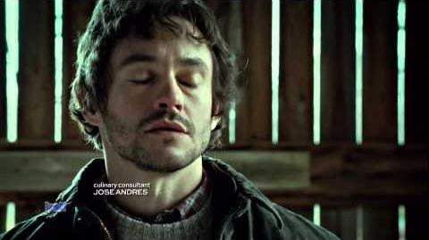 """Hannibal 1x04 Promo """"Coquilles"""" (HD)"""