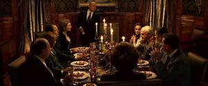 Red - Hannibal organiza cena
