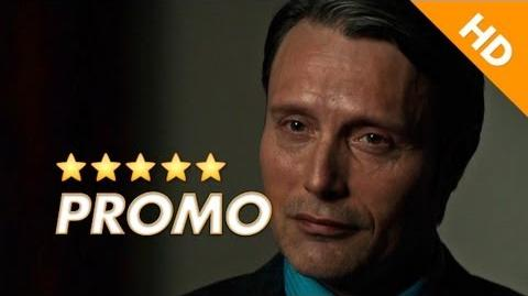 Hannibal 1x08 Promo 'Fromage' (HD)