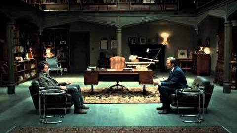 Hannibal Season 1 - Trailer 1