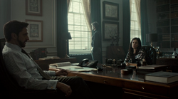 1x06 - Will y Alana con Chilton