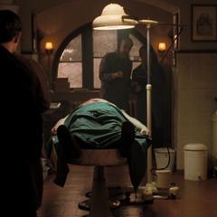 Paul Momund (Beheading) - First Victim; <i>Hannibal Rising</i>