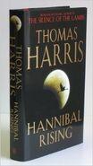 Hannibal Rising (German) Hardcover