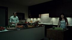 Hannibal's kitchen
