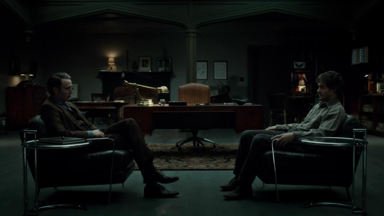 Hannibal and Will | Hannibal Wiki | FANDOM powered by Wikia