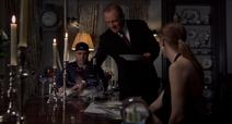 Hannibal (película) - Krendler, Lecter y Starling