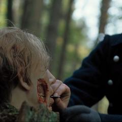 Enrikas Dortlich (Beheading) - Second Victim; <i>Hannibal Rising</i>