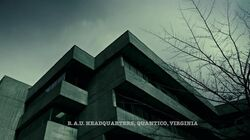 B.A.U Headquarters, Quantico, Virginia