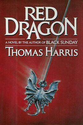 Libro - Dragón rojo