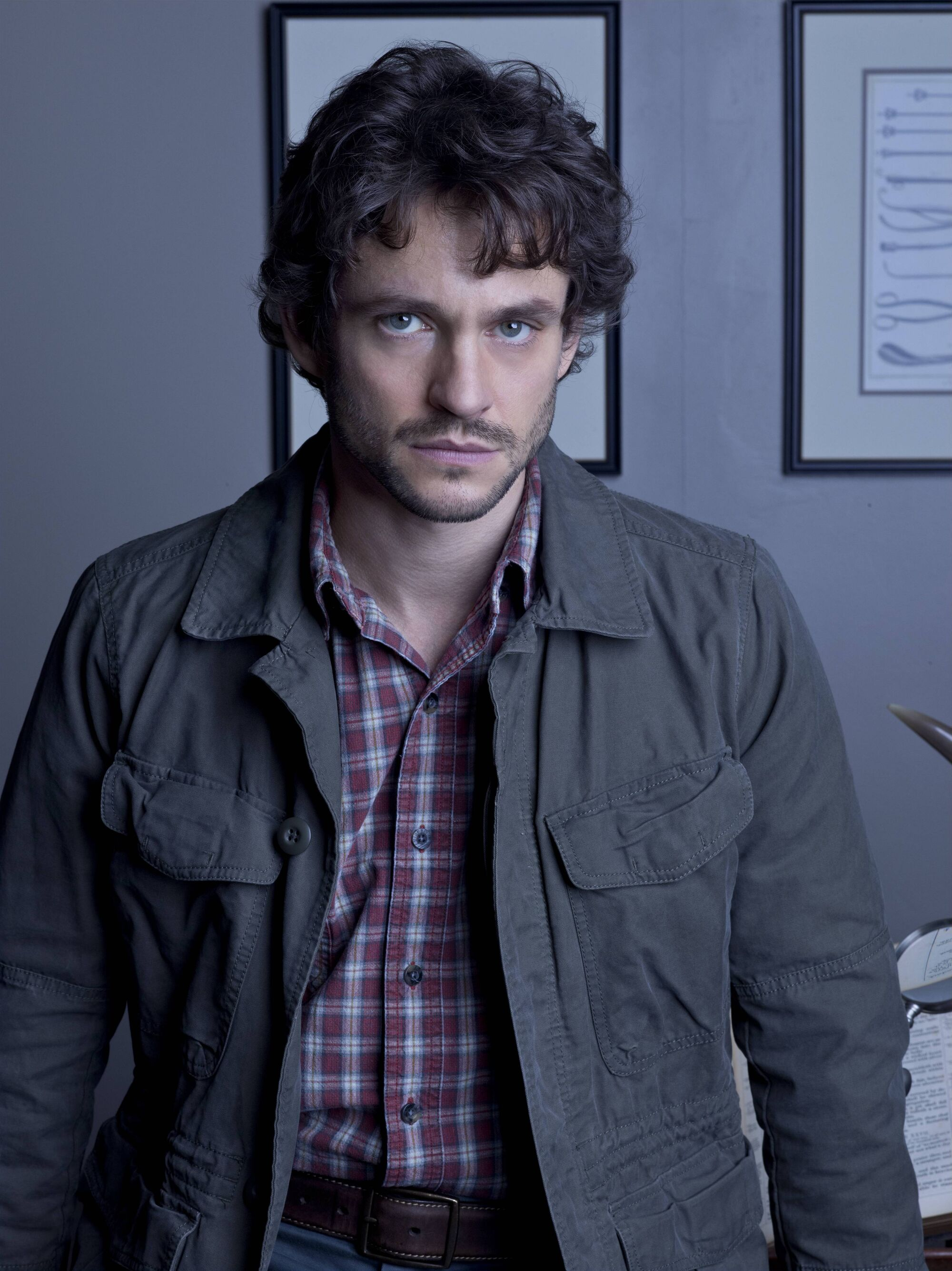 Will graham tv hannibal wiki fandom powered by wikia - Hannibal tv series actors ...