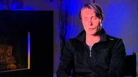 Hannibal Sorbet Interview Mads Mikkelson