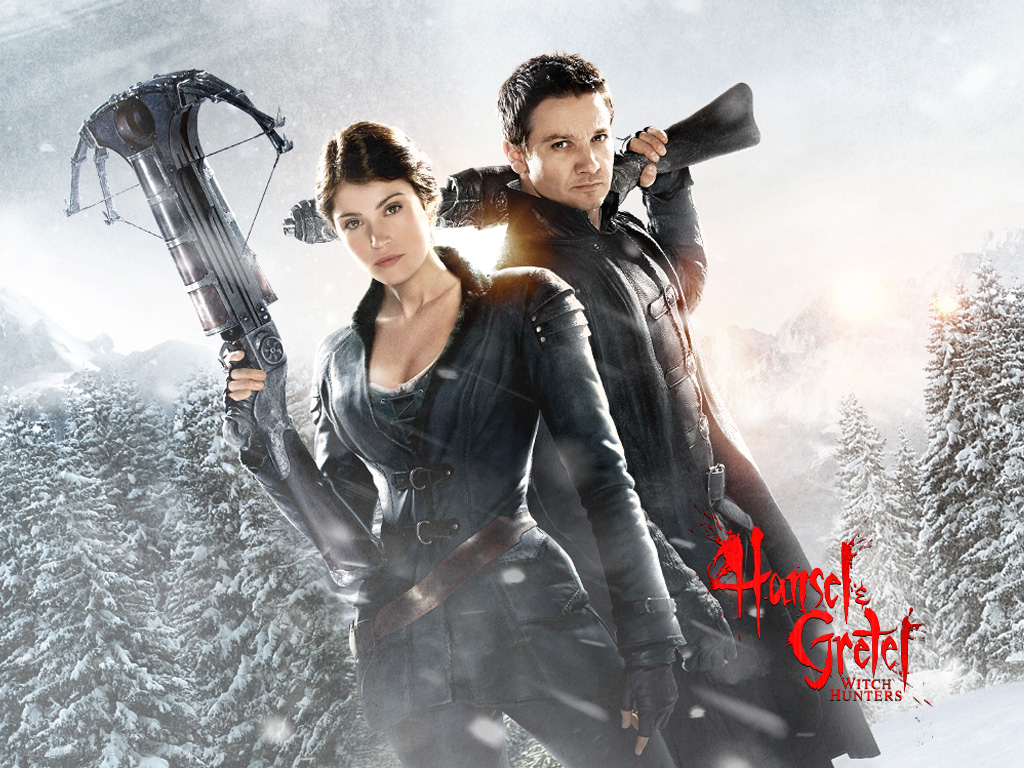 image - hansel & gretel-witch hunters poster | hansel & gretel