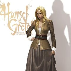 Concept Art Hansel Gretel Witch Hunters Wiki Fandom
