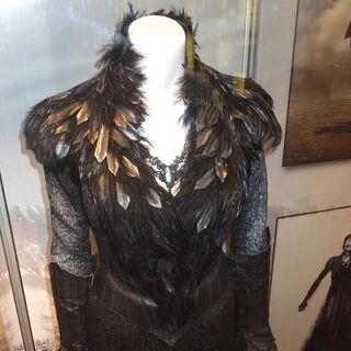 Famke's screenworn outfit.