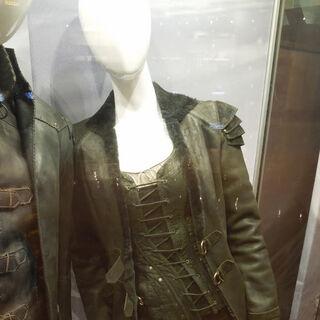 'Gretel' outfit worn by Gemma.