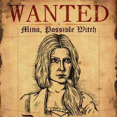 Mina poster.