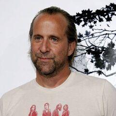 Peter in a Beatles shirt.