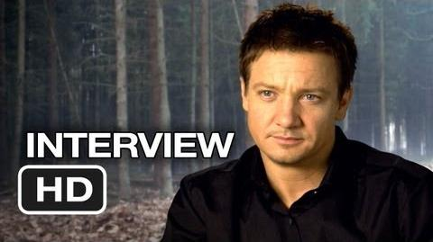 Hansel and Gretel Witch Hunters Interview - Jeremy Renner (2013) - Jeremy Renner Movie HD
