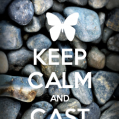 Keep Calm and Cast spells.