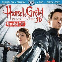 U.S.  Blu-ray poster.