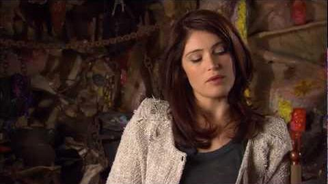 Gemma Arterton Talks 'Hansel & Gretel Witch Hunters'