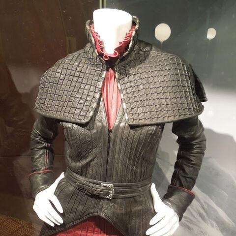 Ingrid's screenworn outfit.