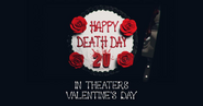 Happy Death Day 2U cake promo
