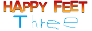 Happy Feet Three Logo