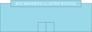 Bad Manners Cluster School