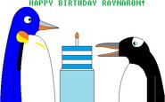 Happy Birthday Raynaron