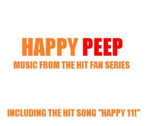 Happy Peep soundtrack cover