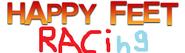 Happy Feet Racing Logo