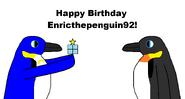 Happy Birthday Enricthepenguin92