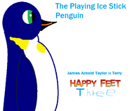 Happy Feet Three (Terry's Poster)