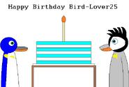 Happy Birthday Bird-Lover25